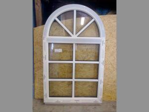 Окна различной формы